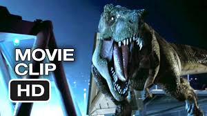 jurassic park car trex the lost world jurassic park 7 10 movie clip the t rex takes