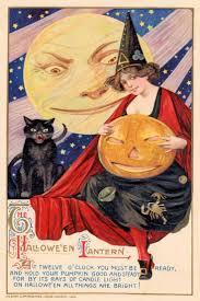 vintage halloween illustrations 1097 best vintage postcards halloween images on pinterest
