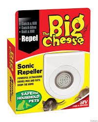 All Living Things Luxury Rat Pet Home by The Big Cheese Sonic Mouse And Rat Repeller Plug In Humane