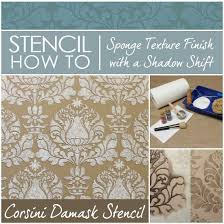 142 best stencil images on pinterest stenciling painted
