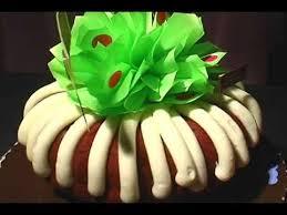 red velvet cake from nothing bundt cakes youtube