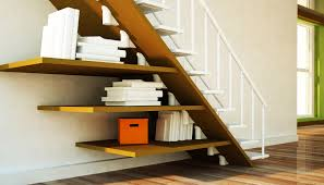 ideas maximize your space with smart hidden under stairs storage stair shelves and unusual storage spaces around your stairs are brilliant ways to declutter you home build floating shelves for attractive look