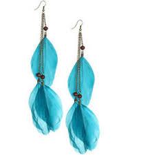 feather earrings for kids kids pink feather flock earring hair factory kolkata id