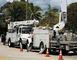 city water light and power cwlp crew responding to florida power outage wandtv com