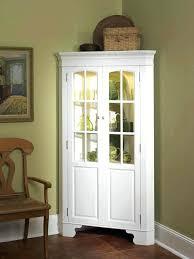 antique white corner cabinet white curio cabinet for sale curio antique corner cabinet ideas on