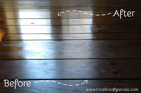 creative of hardwood floor how to clean gloss up and seal