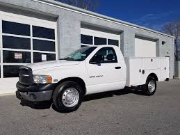 2005 used dodge ram 2500 stahl utility body at west chester