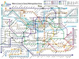 Budapest Metro Map by Korea Subway Map 2014 My Blog