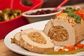 vegetarian and vegan thanksgiving recipes and menu ideas