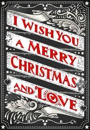 vintage merry christmas tekst op een schoolbord u2014 stockvector