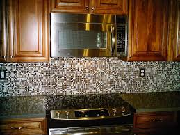cool mosaic tile backsplash