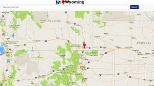 Aurora Colorado Map by Wyoming Map Android Apps On Google Play