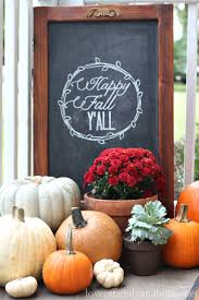 Halloween Porch Light Covers 37 Fall Porch Decorating Ideas Ways To Decorate Your Porch For Fall