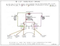 relay article itinerant air cooled