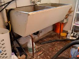 Laundry Room Sink With Jets by Concrete Laundry Sink Base Befon For