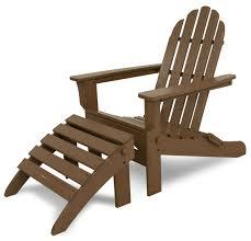 Outdoor Adirondack Chairs Cape Cod 2 Piece Folding Adirondack Seating Set