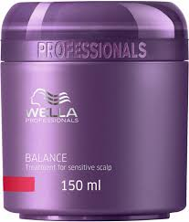 Hair Color For Sensitive Scalp Wella Professionals Balance Treatment Mask For Sensitive Scalp