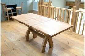 expanding circular dining table retractable table retractable dining table expanding circular dining