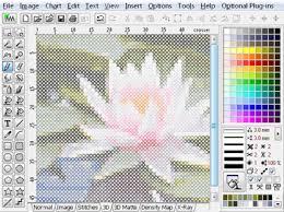 cross stitch pattern design software embird cross stitch software