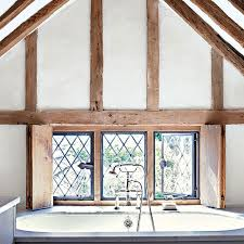 Bathrooms Witney Amazing Attic Bathroom With Exposed Beams Country Bathroom Designs