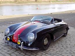bentley replica sebring classic chrome porsche 356 speedster replica 1969 g black