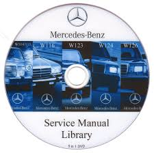 mercedes w123 w126 w124 w116 w114 w115 service manual repair