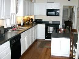 black granite countertops with white cabinets pictures of kitchens with white cabinets and black countertops white