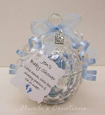 baby shower favors boy it s a boy baby shower favors pretty candy jar filled