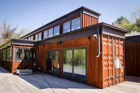 homes built out of shipping containers in beautiful houses made