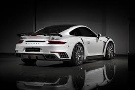 porsche stinger 2015 topcar introduces stinger gtr gen 2 for porsche 911 turbo