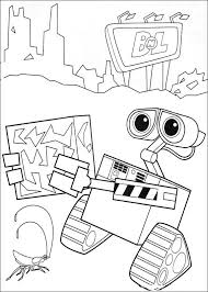 walle coloring pages kids n fun com coloring pages with