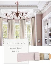 our top color palette trends spring 2017 muddy blush aka mauve