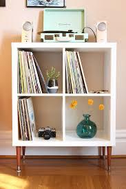 Cheap Sturdy Bookshelves by Vinyl Record Shelf The Surznick Common Room