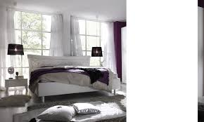 chambre adultes compl鑼e chambre adulte complète design laquée blanche avec sérigraphie