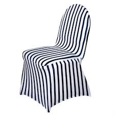 black and white chair covers striped spandex chair cover black white tablecloths factory