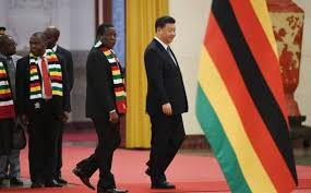 Zim Seeking Seeks Deeper Economic Ties With China To Boost