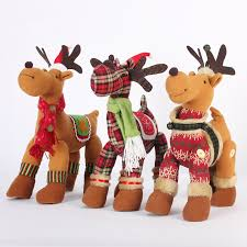 on the shelf reindeer popular christmas reindeer figurines buy cheap christmas reindeer