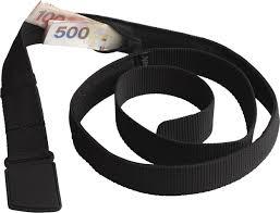 Pacsafe cashsafe anti theft travel belt wallet unisex