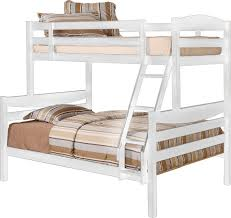Wood Bunk Bed Plans Attractive White Wood Bunk Bed Wood Twin Bunk Beds Easy Twin Bunk