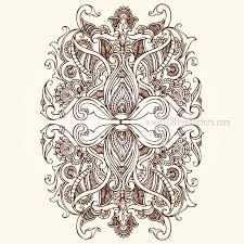 150 ornament vectors free vector graphics