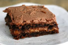 easy chocolate turtle cake recipe