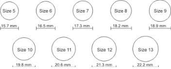 mens wedding ring sizes silicone ring sizer silicone wedding ring midyat