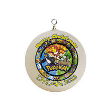 pokemon christmas ornament 4