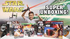remote control bb 8 black friday target star wars super toy unboxing the force awakens surprise box
