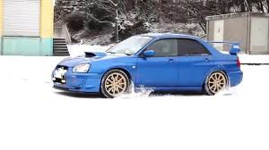 subaru winter bijp winter times 2016 subaru impreza wrx sti full movie drift