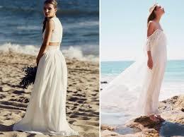 robe de mari e boheme chic trendy wedding mariage wedding free