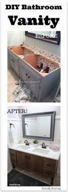 22 Bathroom Vanities How To Build A 60 Diy Bathroom Vanity From Scratch