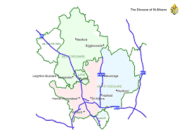 map of st albans facts about the diocese of st albans diocese of st albans
