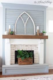 60 rustic brick fireplace living rooms decorations ideas living