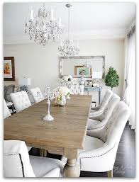 Restoration Hardware Dining Room Our Belated Dining Room Reveal Glam Living